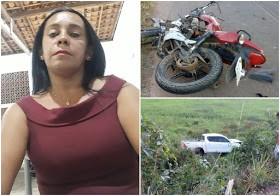 Professora morre em grave acidente no dia de seu aniversário no Maranhão