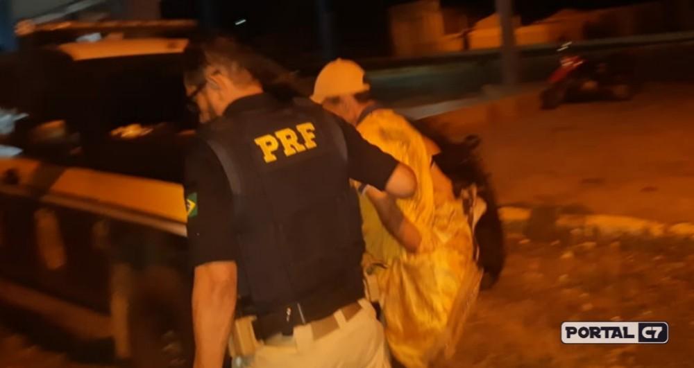 Suspeito de matar a tia em Brasília é preso ao pegar ônibus para o Piauí