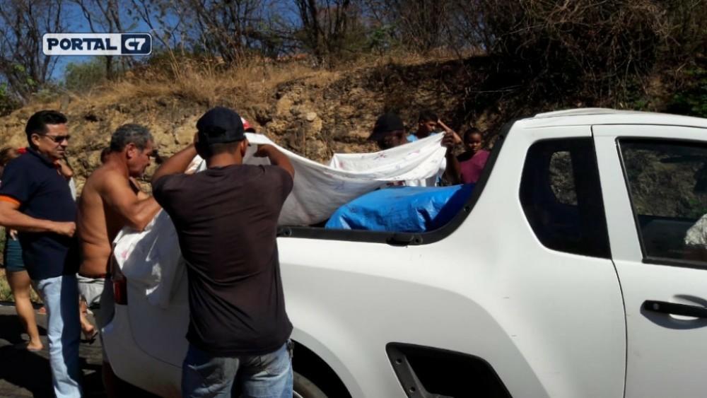 Jovem morre após colisão entre moto e carro na 'Rodovia da Morte', no Piauí