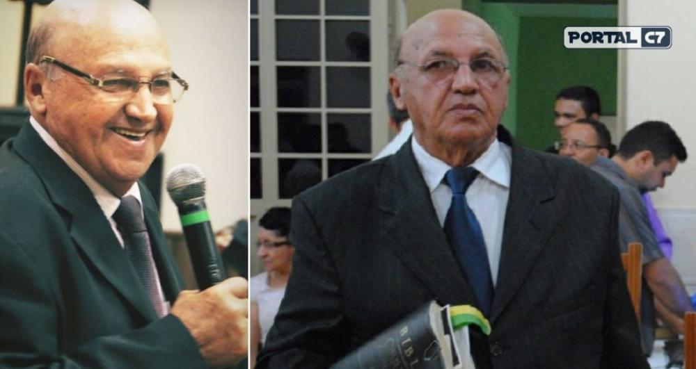 Pastor da Igreja Assembléia de Deus Luiz Pereira morre aos 74 anos em Teresina