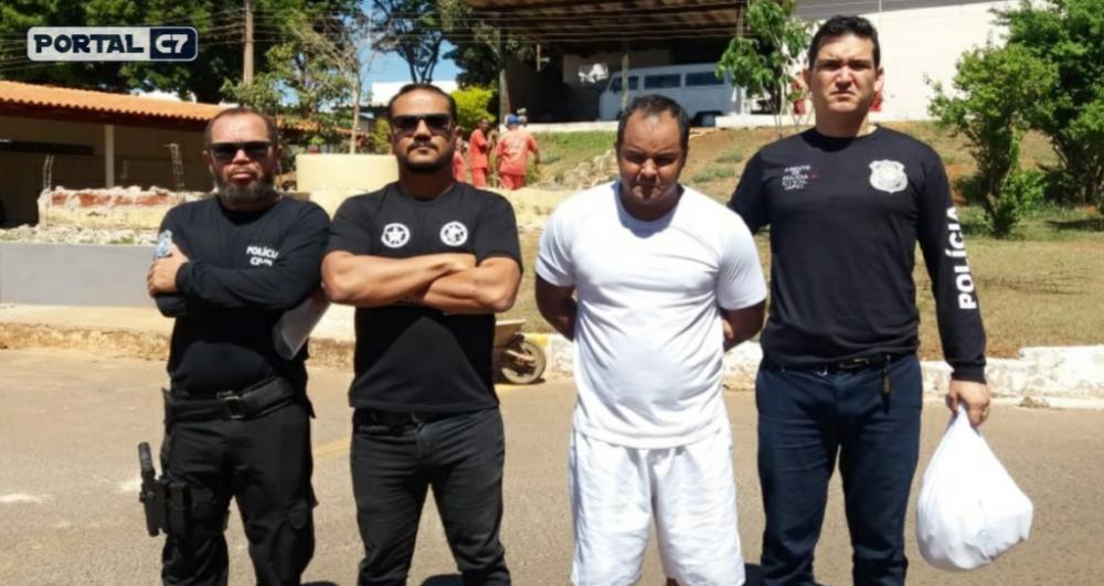 Foto: Divulgação/ Polícia Civil - Fabiano de Sousa Rodrigues