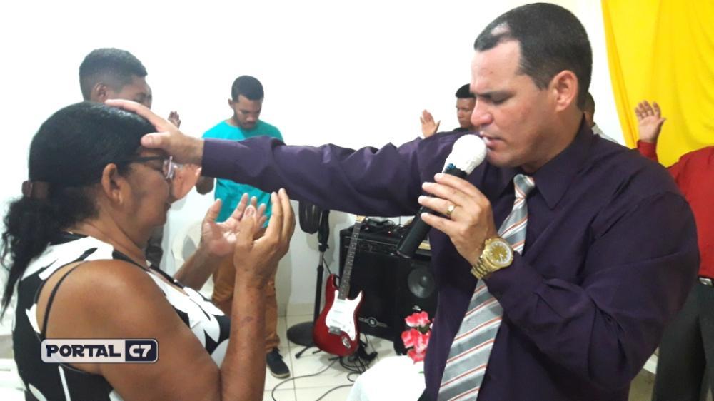 Pastor da Igreja Metodista Wesleyana em Amarante