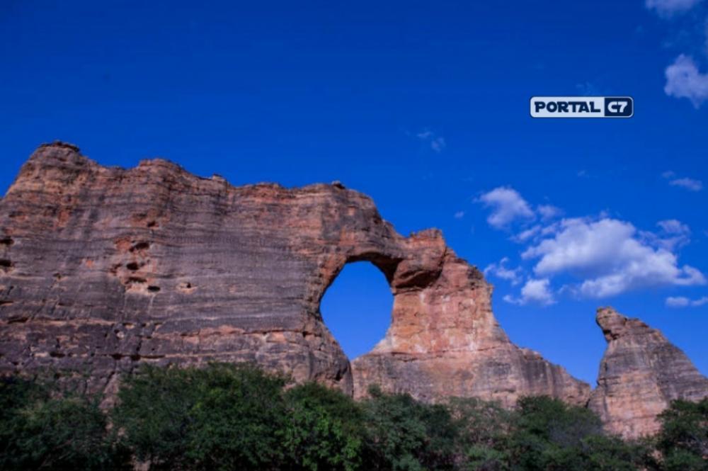 Arte rupestre e tecnologia se completam no Parque Nacional da Serra da Capivara