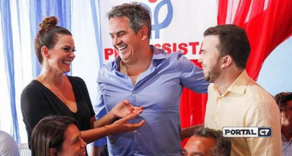 Deputada Iracema Portella e Senador Ciro Nogueira