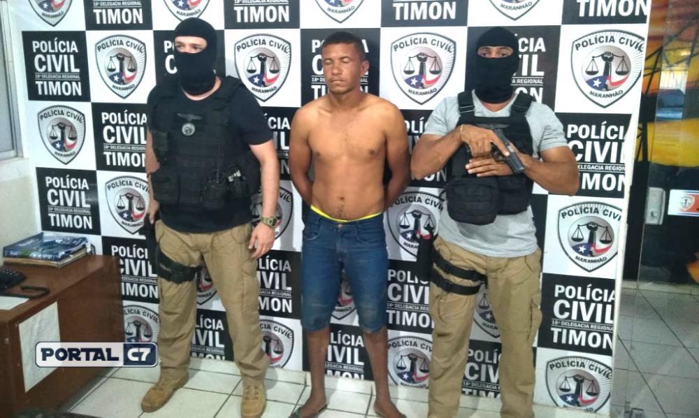 Reprodução/Polícia Civil Maranhão