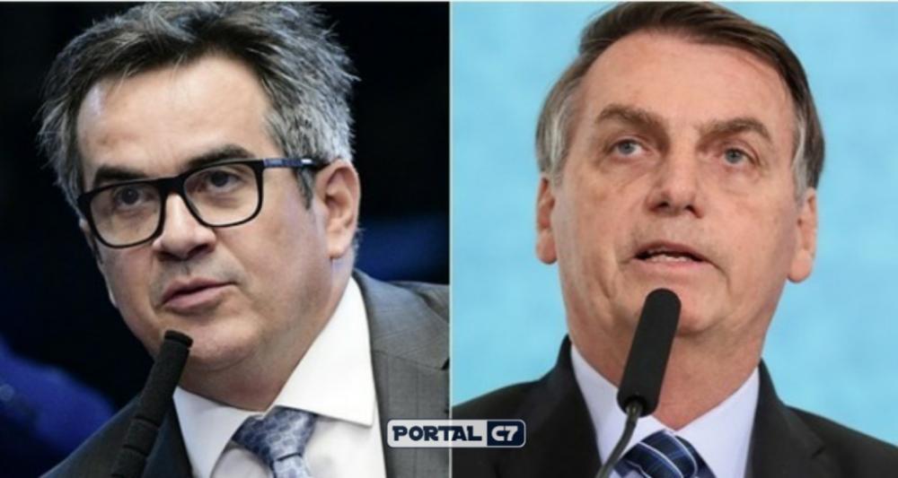 Senador Ciro Nogueira e Presidente Jair Bolsonaro