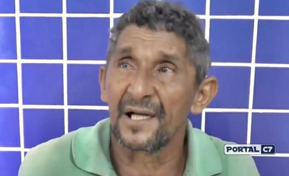 Vizinho flagra idoso estuprando criança de 12 anos no Norte do Piauí