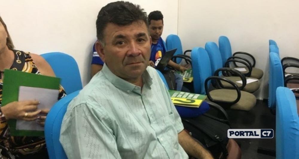 Prefeito de Brejo do Piauí, Edson Ribeiro Costa