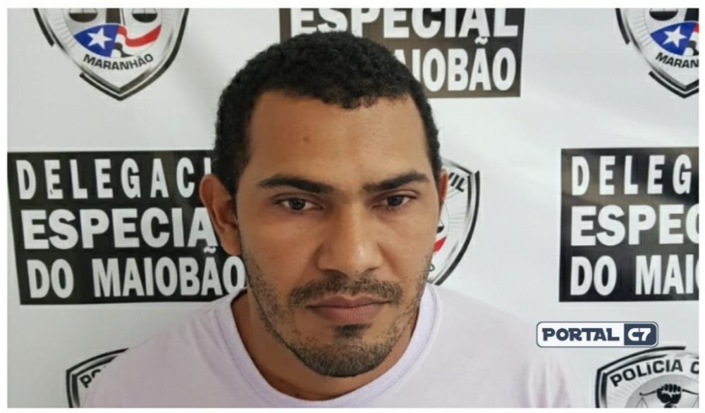 Durante interrogatório, Geovane José Marques negou o crime. (Foto: divulgação)