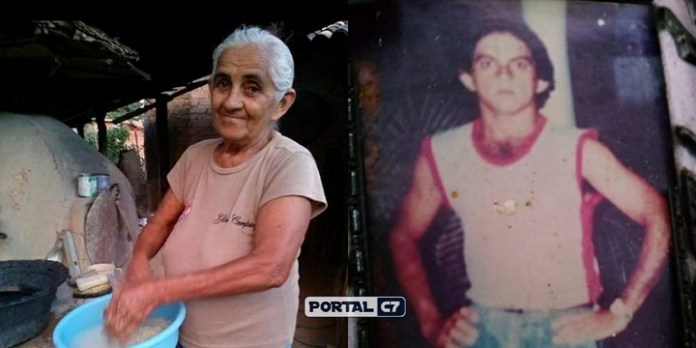 Petronilia Maria Gomes e Domingos Gomes/Arquivo pessoal