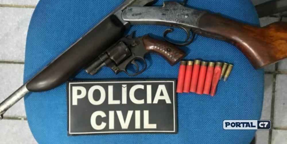 Divulgação : Polícia Civil