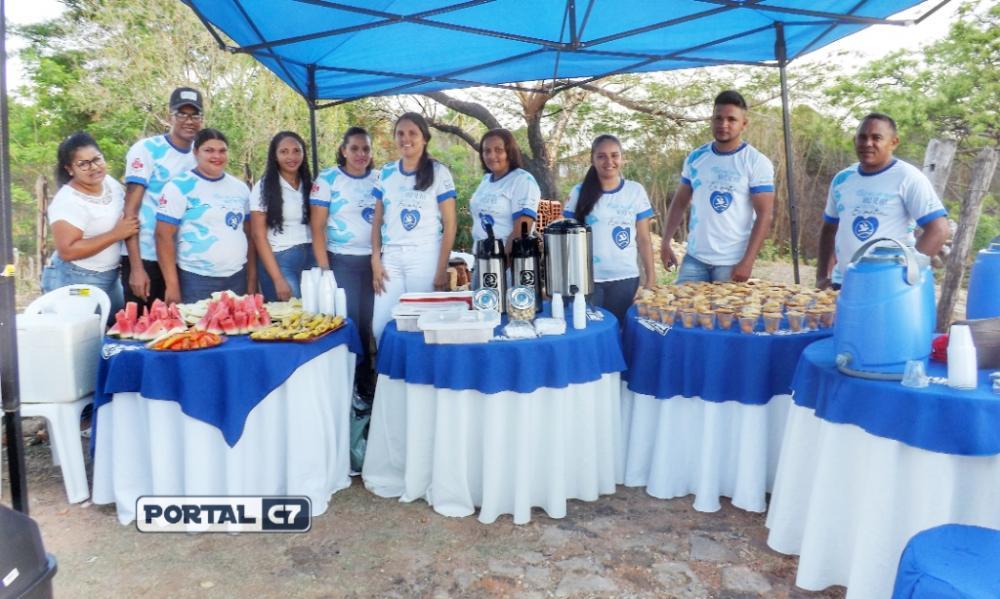 Equipe da Pax União de Amarante/Imagens: Diogo Costa