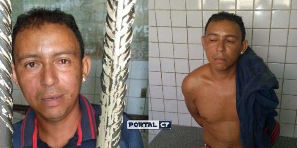 Homem é preso acusado de matar o sogro em Teresina