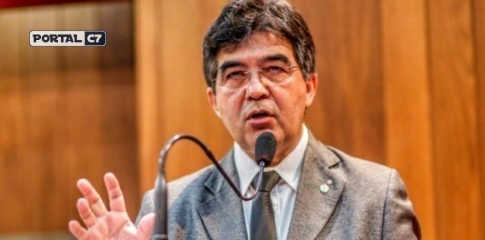 Francisco Limma, o líder do governo na Assembleia Legislativa (Foto: ALEPI)