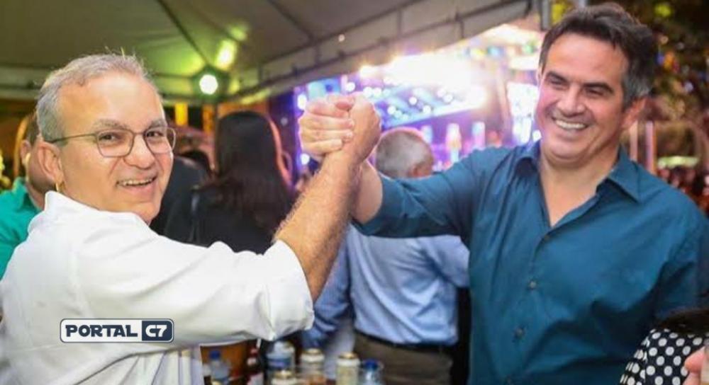 Prefeito Firmino Filho e Senador Ciro Nogueira