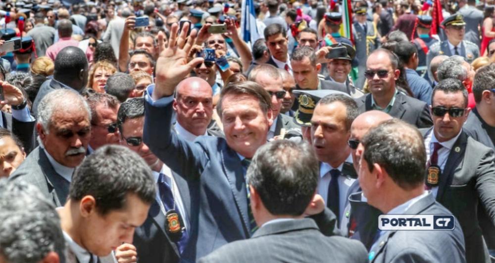 Atentado contra Bolsonaro aconteceria em Minas Gerais - Foto: PR/Marcos Corrêa