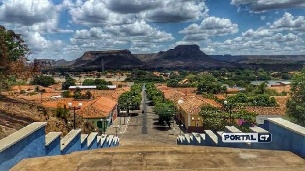 Inmet alerta e baixa umidade pode chegar a 12% em Amarante no Piauí