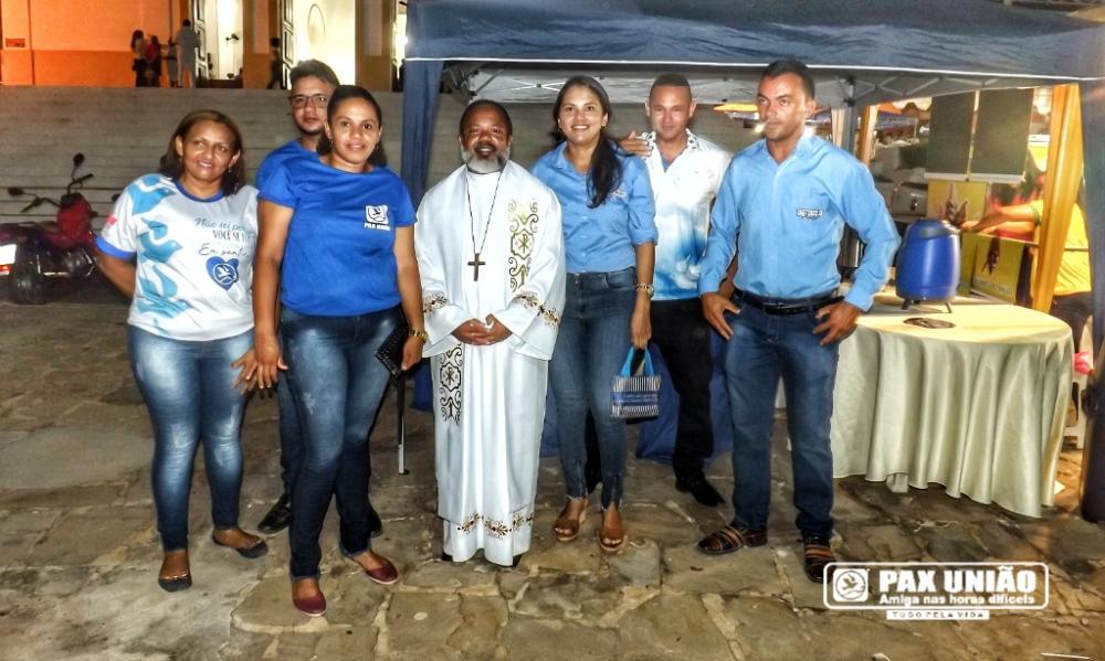 Pax União participa da abertura oficial dos festejos de Amarante