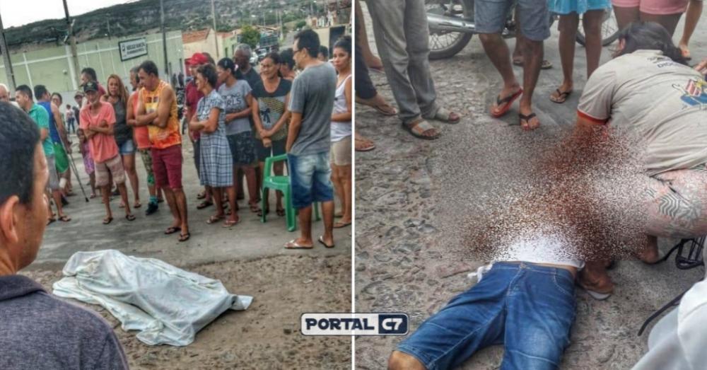 Local do crime / HDR: Portal C7
