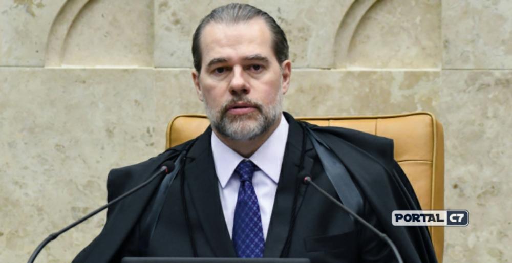 Ministro Dias Toffoli, presidente do Supremo Tribunal Federal - Foto: Carlos Moura/SCO/STF