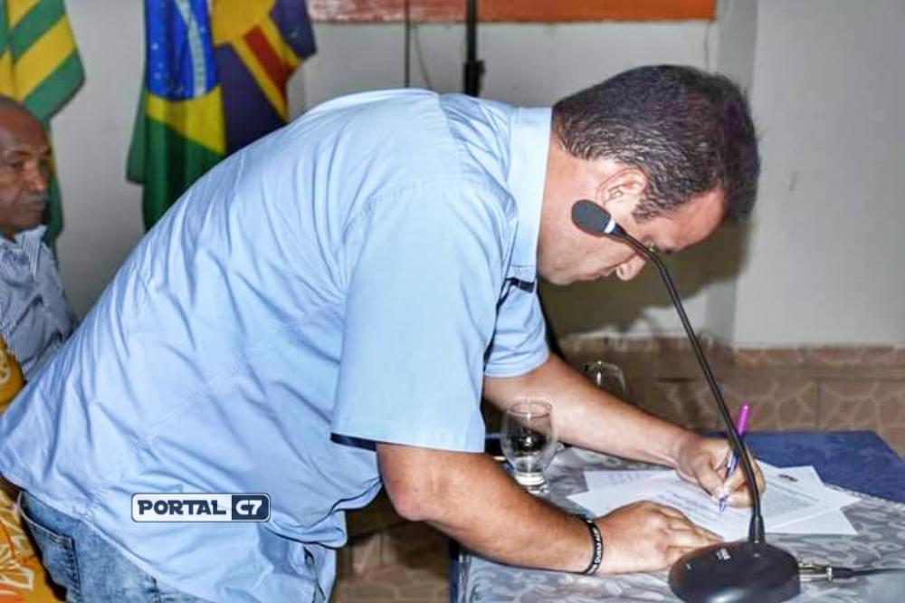 Prefeito Diego Teixeira de Amarante