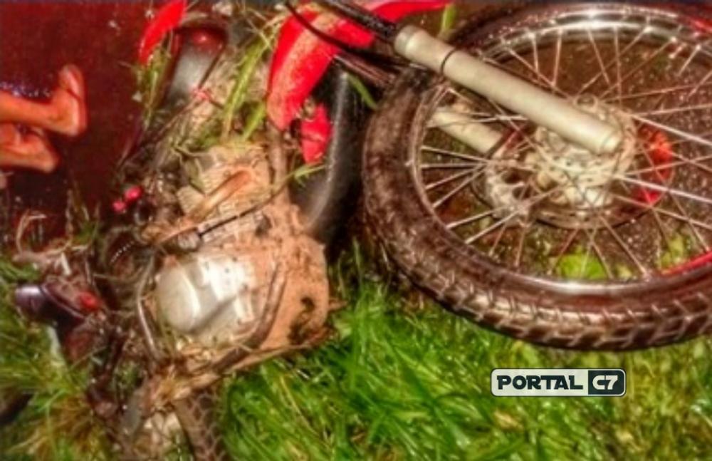 Local do acidente / HDR: Portal C7