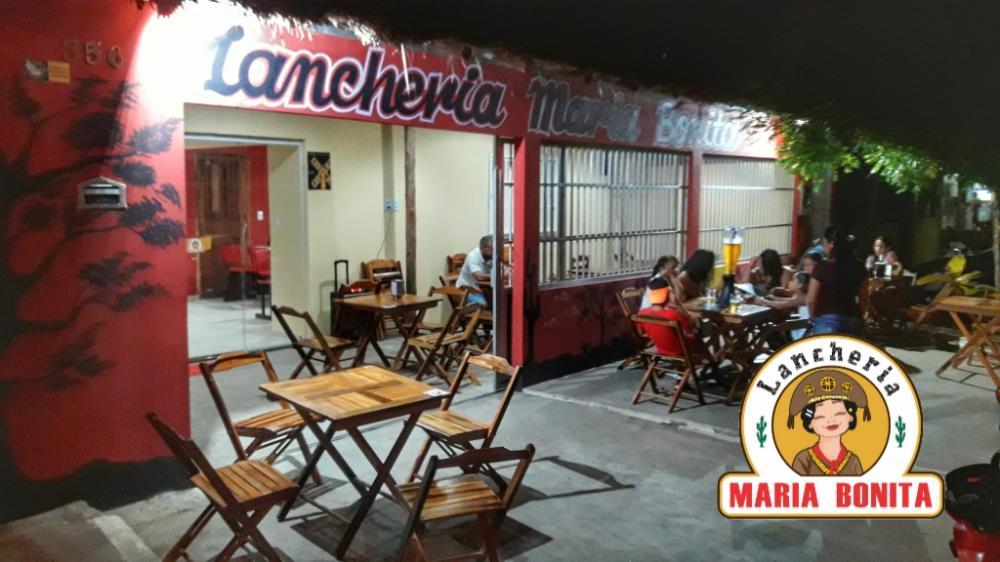 Lancheria Maria Bonita: Veja o melhor lugar para levar a família em Amarante