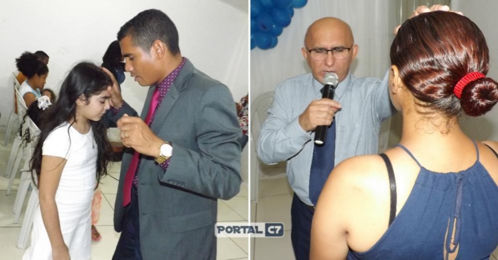 Presbítero Carlos e Pastor Josineide Amorim