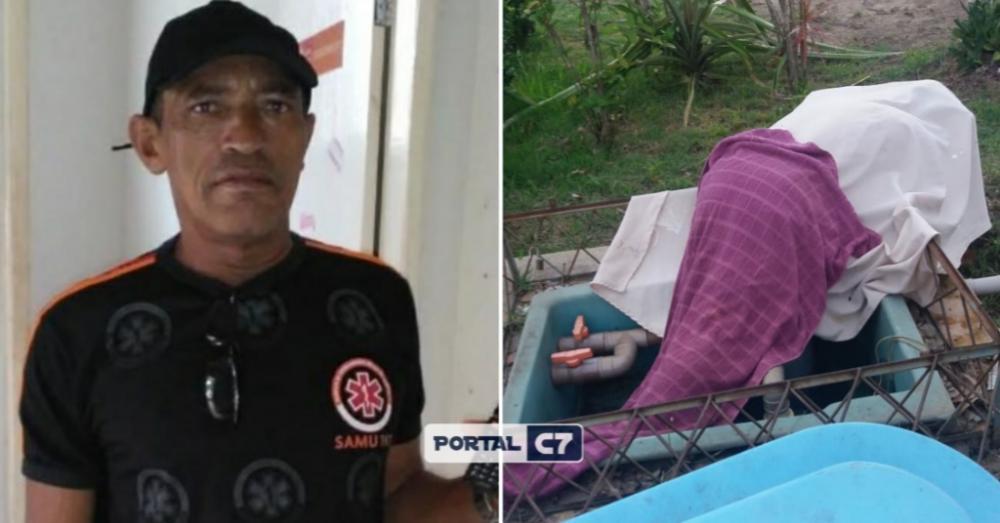 Homem sofre descarga elétrica e morre ao ligar bomba de piscina no Piauí