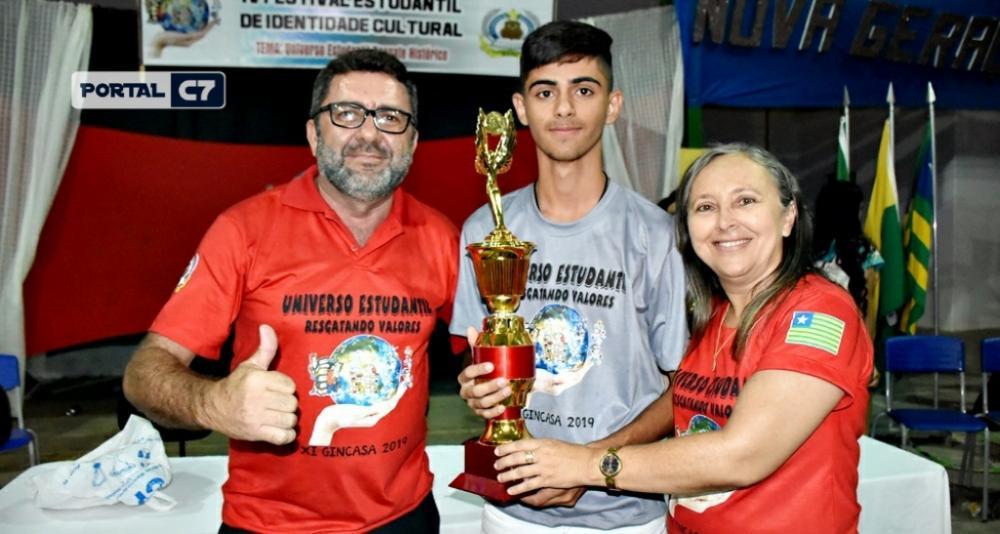 Filho de Agricultora do Piauí é aprovado pelo SISU em 1° lugar no curso de Engenharia Elétrica