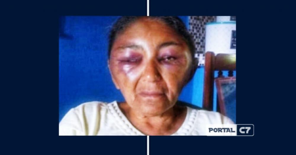 Jovem é suspeito de espancar a própria mãe de 62 anos no Piauí