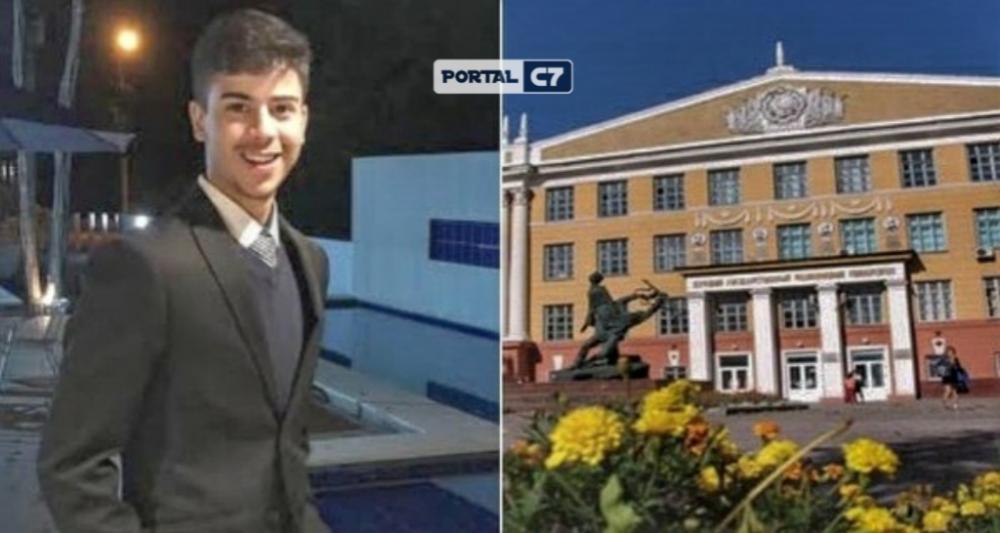 Jovem de 18 anos da cidade de Teresina vai estudar medicina na Rússia