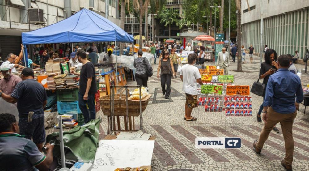 Milhões de brasileiros estão na informalidade (Agência IBGE)