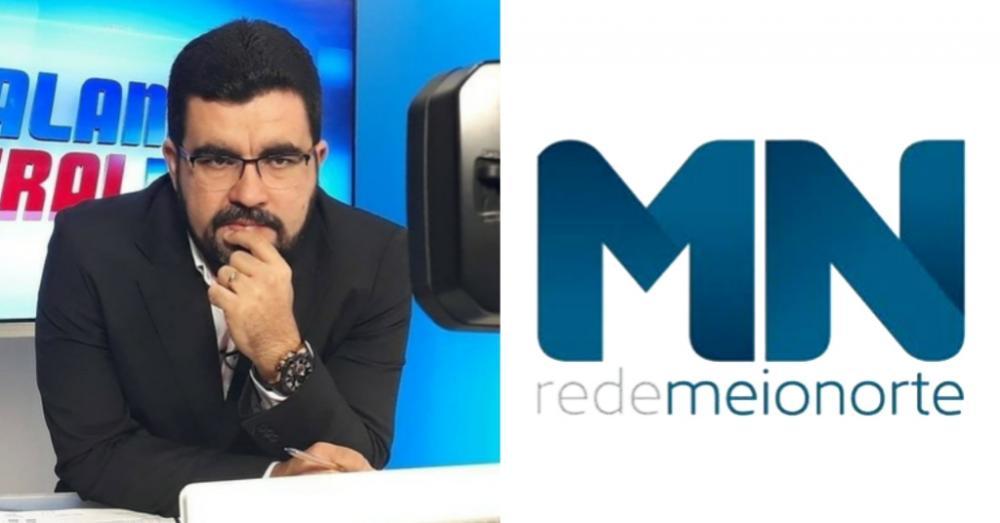 Luiz Fortes pede demissão da TV Antena 10 para apresentar programas na Meio Norte