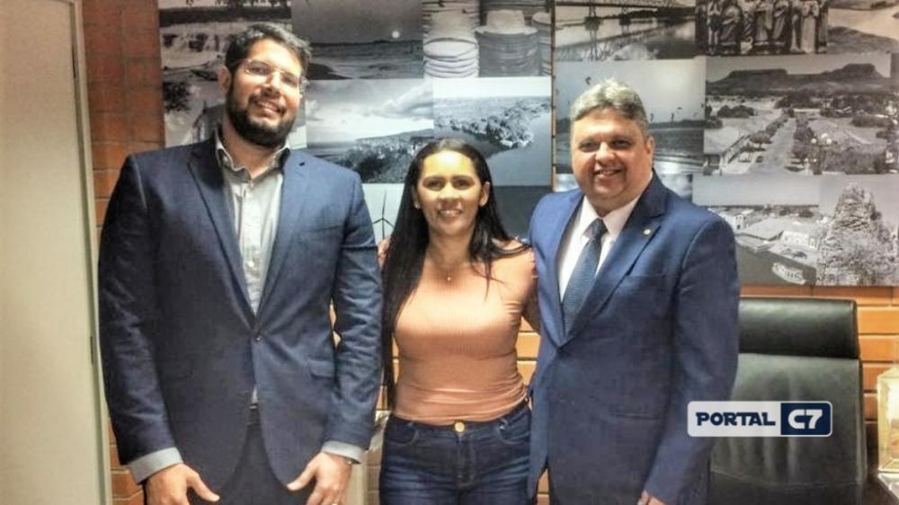Pré-candidatura de Jaqueline Mendes a prefeita será lançada em Regeneração
