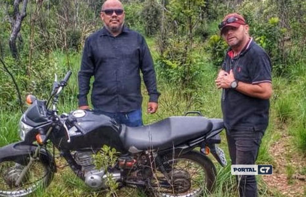 Polícia Civil recupera veículo roubado em Demerval Lobão