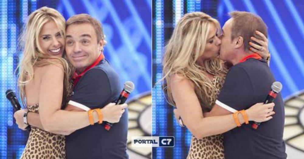 Adriane Galisteu substituirá Gugu no Power Couple Brasil 5 (Foto: Divulgação/Record/Montagem: Portal C7)