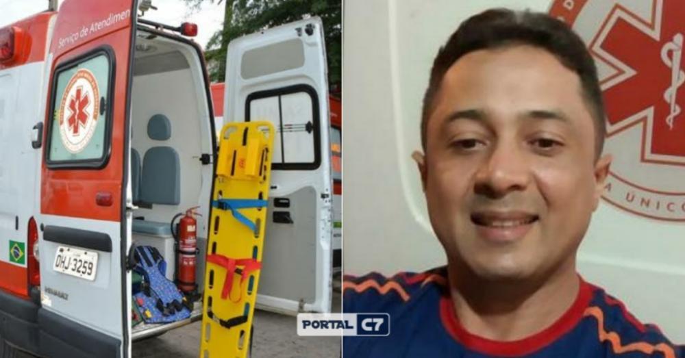 Motorista do SAMU morre após sofrer grave acidente no interior do Piauí