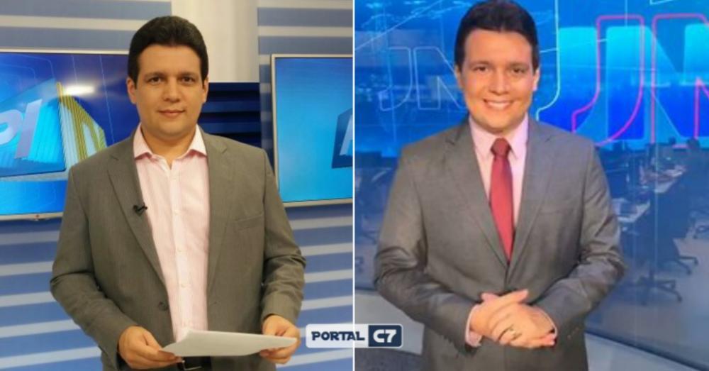 Jornalista Marcelo Magno da TV Clube é entubado na UTI do Hospital Prontomed