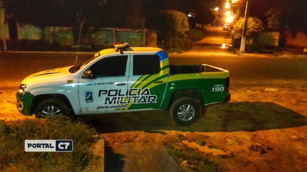Polícia Militar de Amarante (Imagem: Diogo Costa)