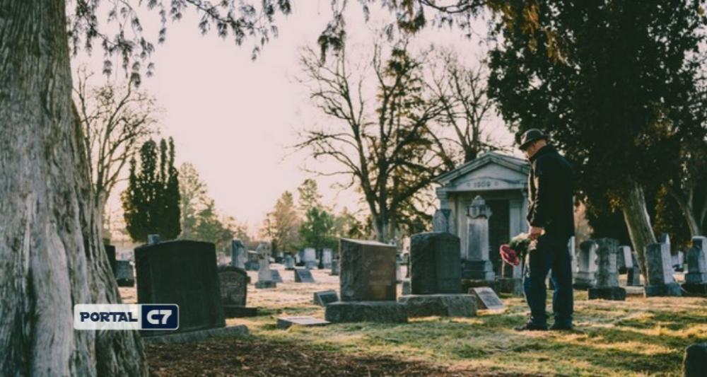 Tristeza: Mulher morre vítima de coronavírus e filho é o único no enterro