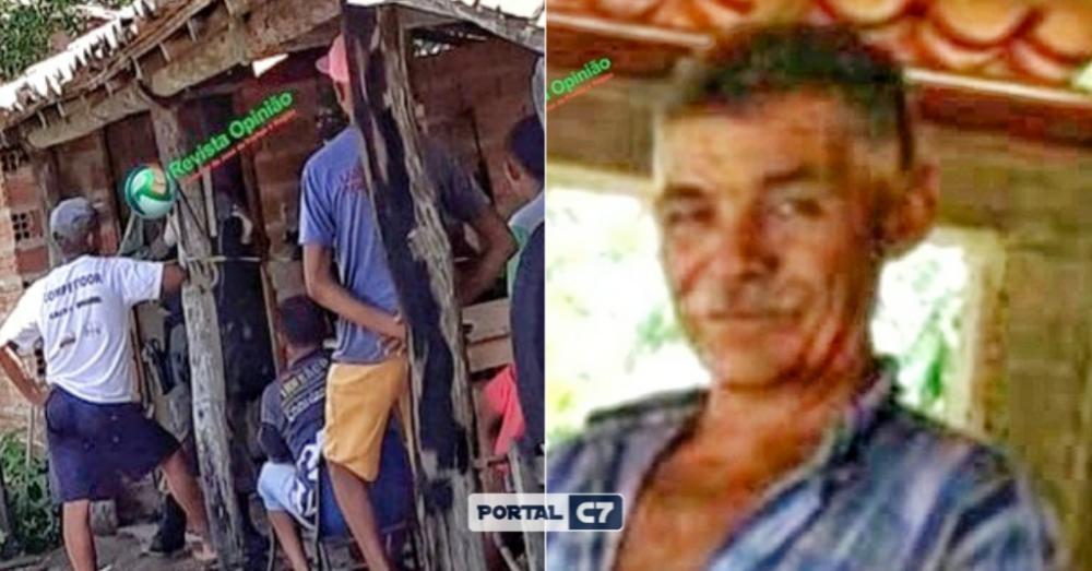 Carpinteiro de 64 anos morre eletrocutado durante trabalho em cidade do Piauí