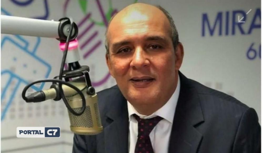 Jornalista Roberto Fernandes da TV Mirante morre por coronavírus no Maranhão