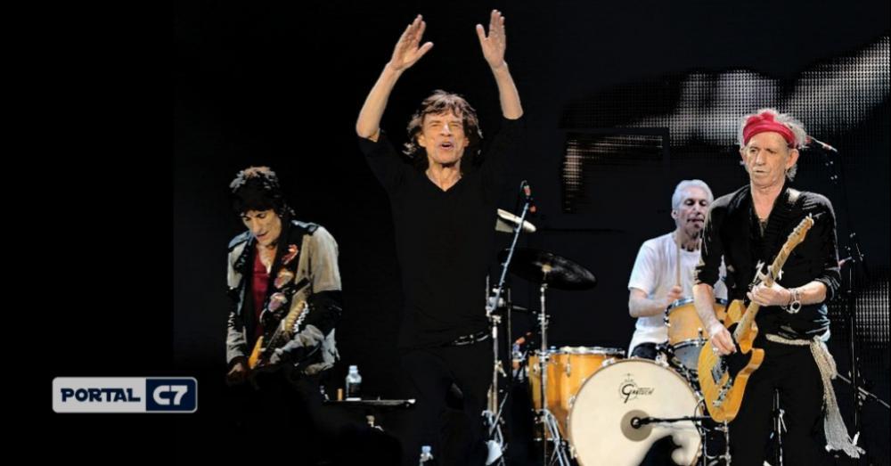 Rolling Stones cantam sobre a pandemia na primeira música inédita em 8 anos