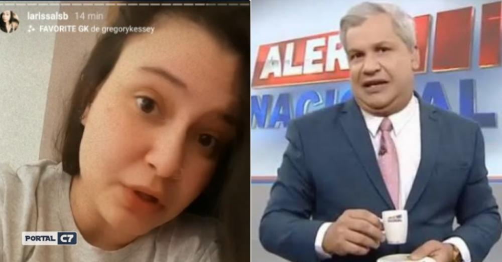 Filha de Sikêra Junior nega que o pai tenha o Coronavírus: 'Não é real'
