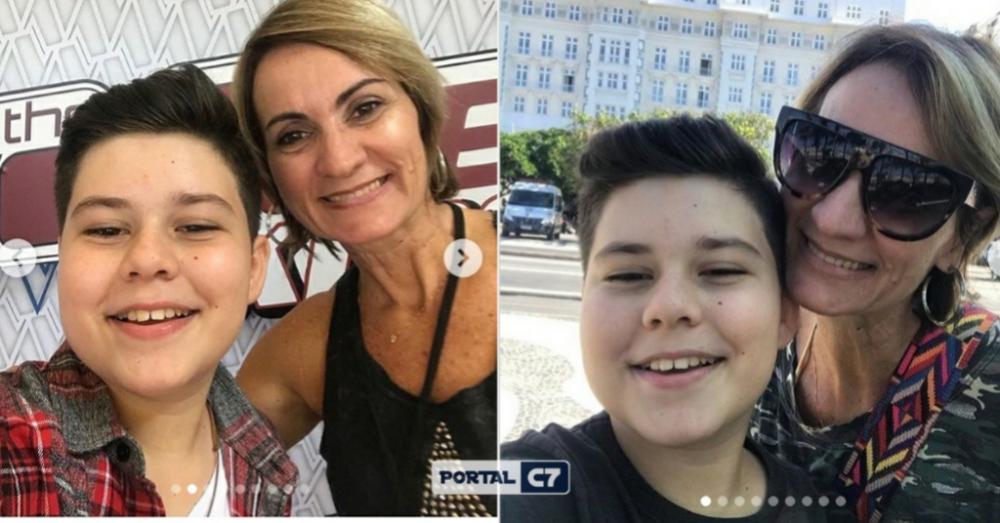 'Lugar errado, na hora errada', diz mãe de ex-The Voice Kids assassinado