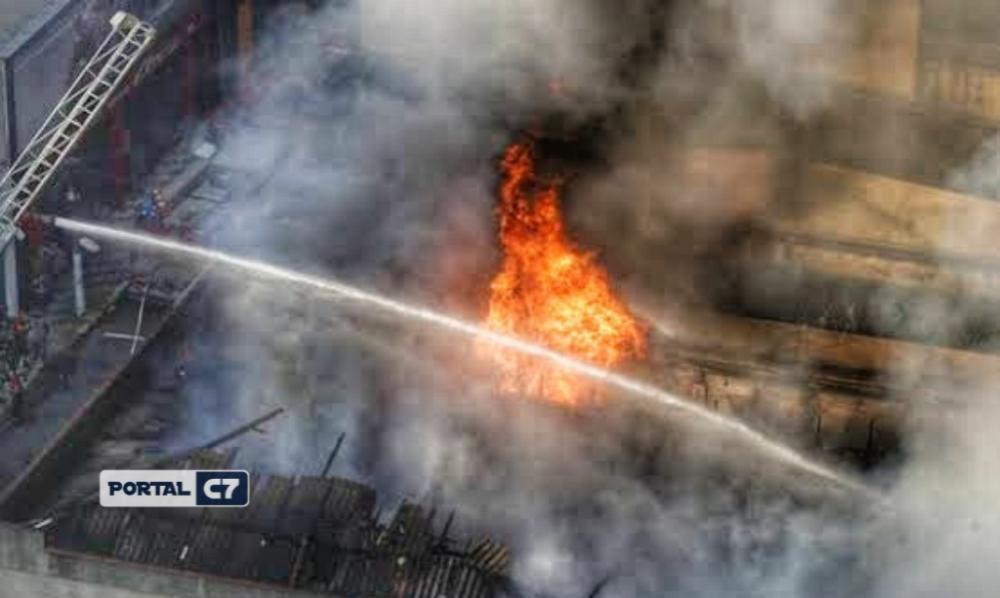 Bebê de sete meses morre em incêndio na zona leste de São Paulo