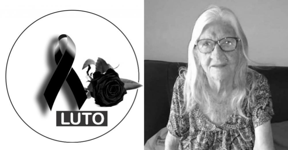 Primeira-dama de Amarante informa o falecimento de sua avó em Teresina