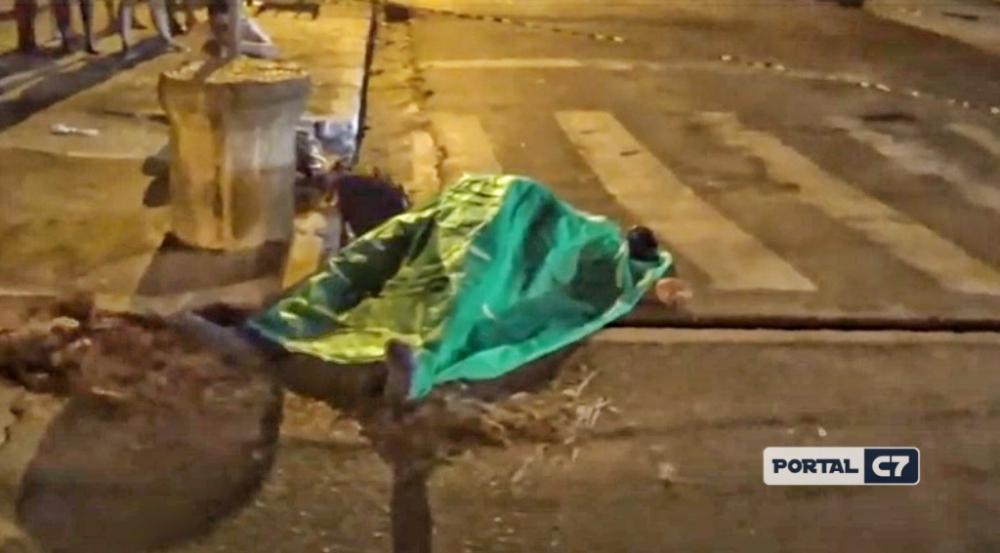 Homem morre após colisão entre carro e moto na zona Norte de Teresina