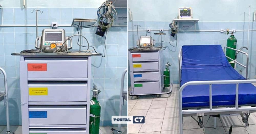 Hospital de Amarante recebe equipamentos para reforçar o combate à Covid-19